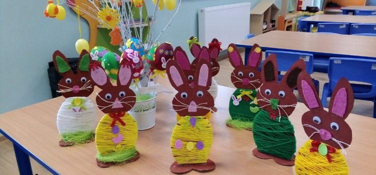Warsztaty Wielkanocne u Jeżyków
