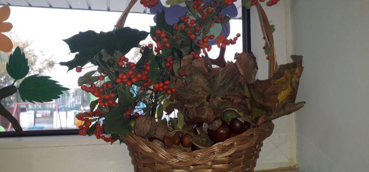 Poznajemy dary jesieni – żłobek